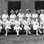 Nurses in Africa during World War II
