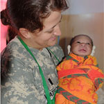Army Reserve Nurse Midwife